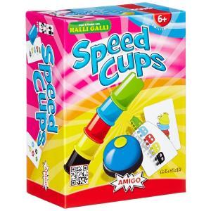 ボードゲーム スピードカップス(ドイツ語版)AM3780・日本語説明書付き|morinokobito