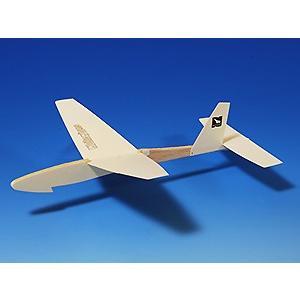 ペーパーグライダー 滞空競技用機 あおぞら ホワイトウイングス・スカイカブ4(1機セット)|morinokobito