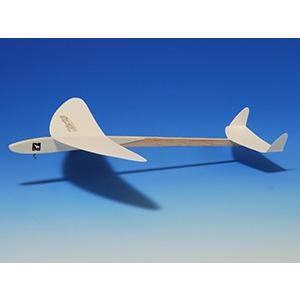 あおぞら ホワイトウイングス・レーサー530S(1機セット) 滞空競技用機 morinokobito