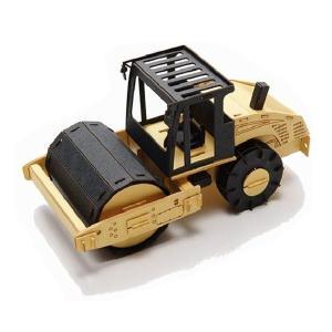 あおぞら ペーパークラフト Cars Craft Road Roller ロードローラー CC-K8|morinokobito