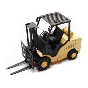 あおぞら ペーパークラフト Cars Craft Forklift フォークリフト CC-K7|morinokobito