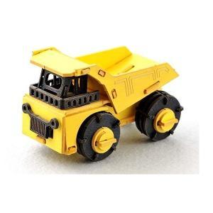あおぞら ペーパークラフト Cars Craft mini Dump Truck ダンプトラック CCM-K1|morinokobito