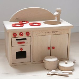 ままごと キッチン だいわ ミドルキッチンセット  97980|morinokobito