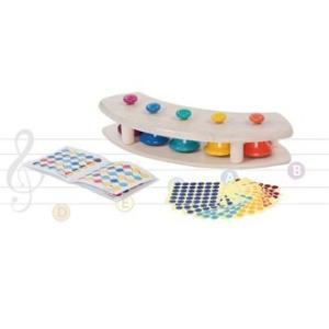 プレイミートイズ PlayMe Toys パットベル シェルフ-ペンタトニック A8091|morinokobito