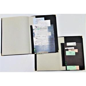 だんだん畑マグネットfor手帳 収納できる手帳 メモ、領収書、お札等の収納に便利で出し入れし易い 特許取得済 スッキリ整理|morinootomodachi