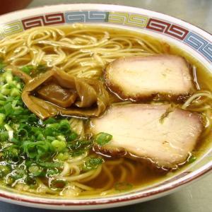 もりせんラーメン(醤油味) 生めん・ストレートスープ・焼き豚・メンマ付き