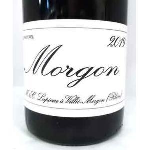 マルセル・ラピエール モルゴン 2016  フランス赤ワイン...