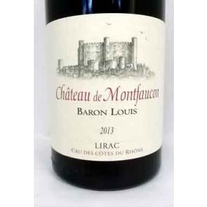 シャトー・ド・モンフォーコン バロン・ルイ  2011 フランス産赤ワイン  MONTFAUCON ...