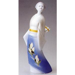 水芭蕉【博多人形】|morisige