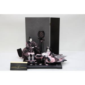 アート&デザイン後藤由香子作 PICCOLOシリーズ SAKURA 創作雛人形平飾り|morisige
