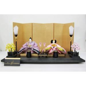 アート&デザイン後藤由香子作 春 創作雛人形平飾り|morisige