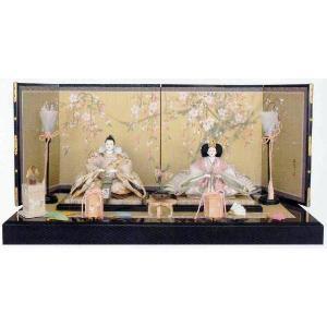アート&デザイン後藤由香子作 さくら 創作雛人形平飾り|morisige