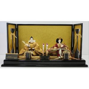 アート&デザイン後藤由香子作 みやび 創作雛人形平飾り|morisige