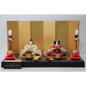 アート&デザイン後藤由香子作 折鶴 創作雛人形平飾り|morisige
