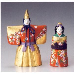 雛(立)【博多人形】|morisige