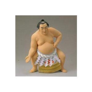 博多人形 土俵入り(大)(相撲) 明作 素材:粘土(焼き物) サイズ:高さ37cm ケースは別売り ...