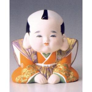 叶福助【博多人形】|morisige