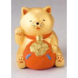 招き猫【博多人形】 morisige