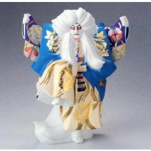 鏡獅子2号(歌舞伎)【博多人形】|morisige