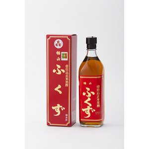 福山ふくず 3年熟成黒酢 700ml 宇都醸造 無添加
