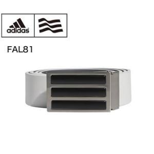 アディダス adidas CP ストライプバックルリバーシブルベルト FAL81 2019年モデル|morita-golf