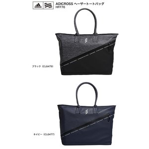 アディダス adidas ADICROSS ヘーザートートバッグ HFF76 2019年モデル|morita-golf|02