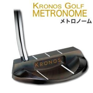 クロノスゴルフ METRONOME メトロノーム パター クロノスオリジナル UST FF シャフト morita-golf