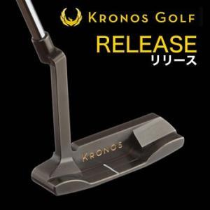 クロノスゴルフ RELEASE リリース パター クロノスオリジナル UST FF シャフト morita-golf