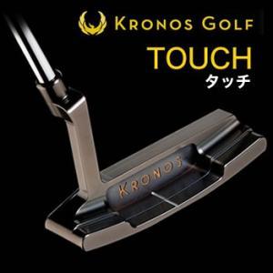 クロノスゴルフ TOUCH タッチ パター クロノスオリジナル UST FF シャフト morita-golf