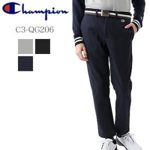 チャンピオン Champion SWS ロングパンツ C3-QG206 2019年秋冬モデル|morita-golf