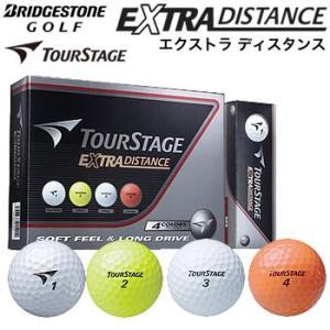 ツアーステージ TOURSTAGE ゴルフボール エクストラディスタンス EXTRADISTANCE...