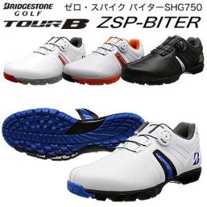 ブリヂストンゴルフ BRIDGESTONE GOLF ゴルフシューズ ゼロ・スパイク バイター スパ...