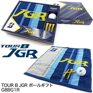 ブリヂストンゴルフ BRIDGESTONE GOLF TOUR B JGR ボールギフト G8BG1R 2019年カタログ掲載モデル|morita-golf