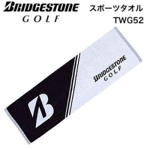 ブリヂストンゴルフ BRIDGESTONE GOLF スポーツタオル TWG52|morita-golf