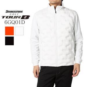 ブリヂストンゴルフ BRIGDESTONE GOLF TOUR B 長袖前開きダウンブルゾン 6GQ01D 2019年秋冬モデル|morita-golf