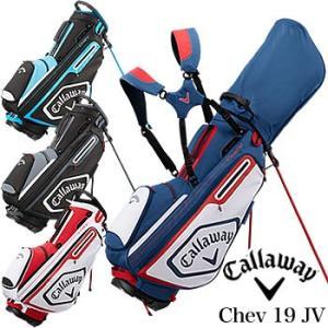 キャロウェイ Callaway シェブ Chev スタンド キャディバッグ 19 JV 2019年モデル 日本正規品|morita-golf