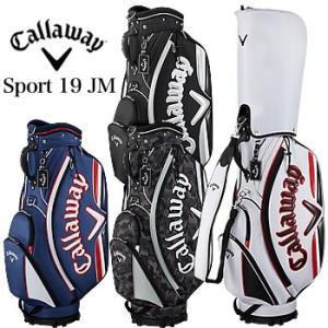 キャロウェイ Callaway スポーツ Sport キャディバッグ 19 JM 2019年モデル 日本正規品|morita-golf