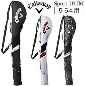 キャロウェイ Callaway スポーツ Sport クラブケース 19 JM 2019年モデル 日本正規品|morita-golf