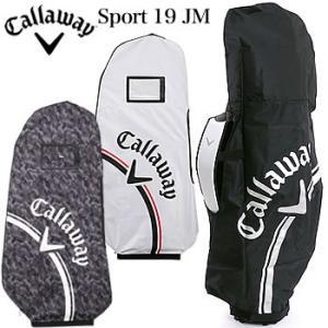 キャロウェイ Callaway スポーツ Sport トラベルカバー 19 JM 2019年モデル 日本正規品|morita-golf