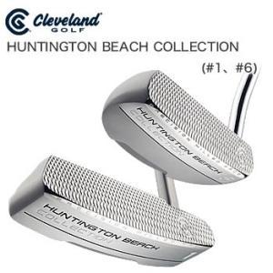 クリーブランド Cleveland ハンティントンビーチコレクション HUNTINGTON BEACH パター(#1、#6) 2017年モデル日本正規品|morita-golf