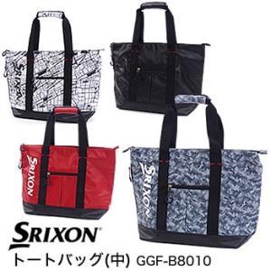 スリクソン SRIXON トートバッグ(中) GGF-B8010 ダンロップ DUNLOP 2019年カタログ掲載モデル|morita-golf