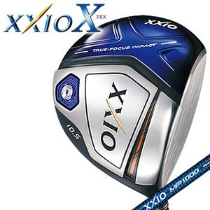 ゼクシオ テン XXIO X ドライバー ネイビー MP1000 カーボンシャフト ダンロップ DUNLOP 2018年モデル|morita-golf
