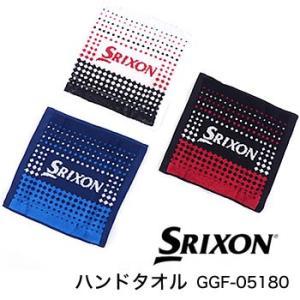 スリクソン SRIXON ハンドタオル GGF-05180 ダンロップ DUNLOP 2019年カタログ掲載モデル|morita-golf