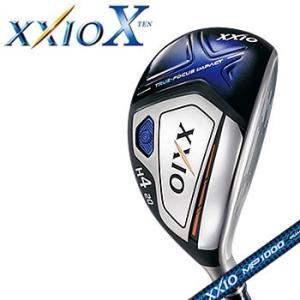 ゼクシオ テン XXIO X ハイブリッド ユーティリティ ネイビー MP1000 カーボンシャフト ダンロップ DUNLOP 2018年モデル【メーカーお取り寄せ】【代引不可】|morita-golf