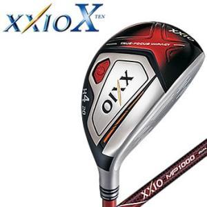 ゼクシオ テン XXIO X ハイブリッド ユーティリティ レッド MP1000 カーボンシャフト ダンロップ DUNLOP 2018年モデル【メーカーお取り寄せ】【代引不可】|morita-golf