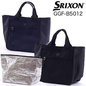 スリクソン SRIXON 保冷バッグ付 ラウンドトートバッグ GGF-B5012 ダンロップ DUNLOP 2019年モデル|morita-golf