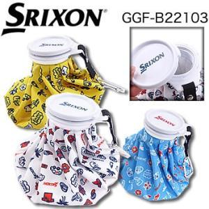 スリクソン SRIXON  アイスバッグ GGF-B22103 ダンロップ DUNLOP 2019年モデル|morita-golf