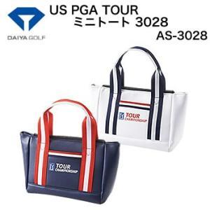 ダイヤコーポレーション US PGA TOUR ミニトート3028 AS-3028 2017年モデル|morita-golf