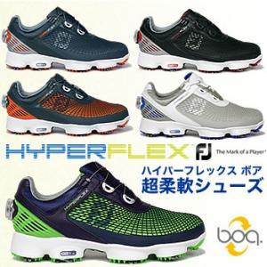 フットジョイ ハイパーフレックス Boa ゴルフシューズ 2015年日本正規品|morita-golf