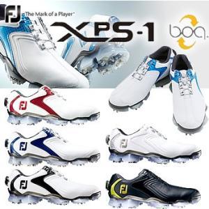 フットジョイ ゴルフシューズ XPS-1 ボア Boa ソフトスパイク 2016年日本正規品